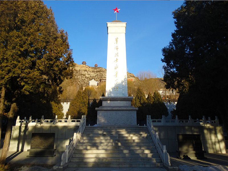 神木市革命烈士纪念碑